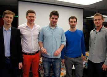 Business Mixer: Contentio wygrał marcowy Business Mixer