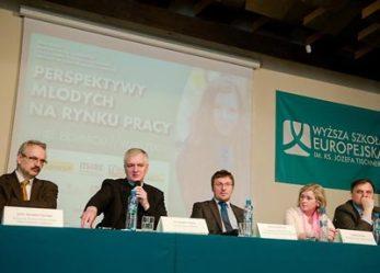 """Panel ekspercki """"Perspektywy Młodych na rynku pracy"""""""