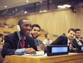 """ONZ (United Nations Alliance of Civilizations) oraz EF Education First ogłaszają drugą edycję Szkoły Letniej UNAOC-EF """"Młodzi dla Zmiany"""" w Nowym Jorku."""
