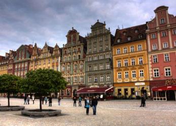 Gdzie spędzić noc we Wrocławiu?