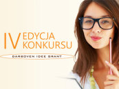 Ponieważ innowacja jest kobietą! Czwarta, polska edycja konkursu DARBOVEN IDEE GRANT 2012