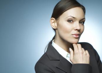 Makijaż kobiety sukcesu