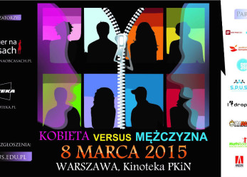 Zapraszamy na seminarium Kobieta versus Mężczyzna 8 marca 2015