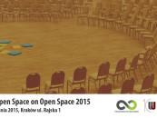 """""""World Open Space on Open Space""""  w dniach 10-13 września 2015 Kraków"""