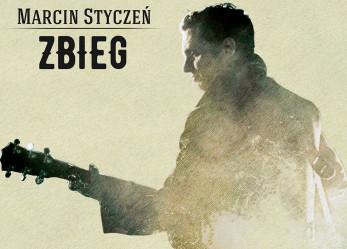 """Płyta """"Zbieg"""" Marcina Stycznia – premiera 20.02.2016"""
