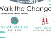 'WALK THE CHANGE'- Ten spacer może zmienić Twoje życie!