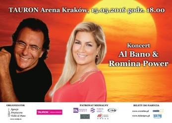 AL BANO & ROMINA POWER w TAURON ARENA KRAKÓW