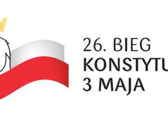 26 Bieg Konstytucji 3 Maja- zapisy ruszają z 8/9.04.2016