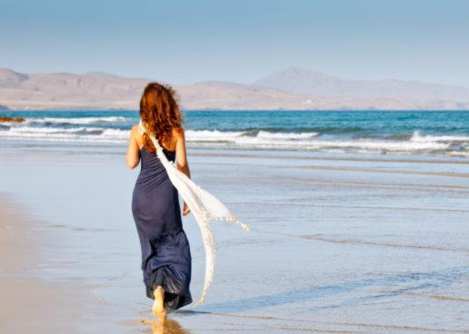 Lato na maksa w maxi sukience