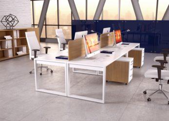 Meble dla biura z jakiego materiału?