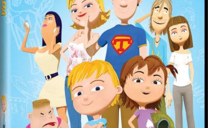 Oryginalny polski serial animowany na motywach bestsellerowych opowiadań Grzegorza Kasdepke zadebiutuje na DVD już 31 stycznia!