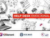 """#wiemyjak -Agnieszka Tobota o """"Help desk`u emocjonalnym"""""""