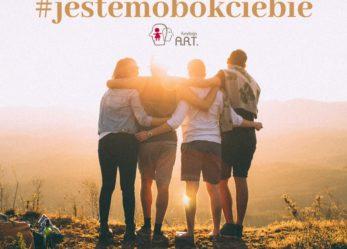 #JestemObokCiebie czwartek 30.04.2020