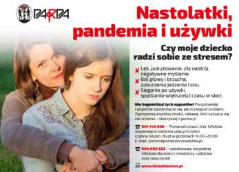 """Nastolatki, pandemia i używki. """"Dzieci i młodzież potrzebują teraz szczególnej uwagi"""""""