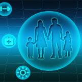 Pracujący rodzice w oku pandemicznego cyklonu